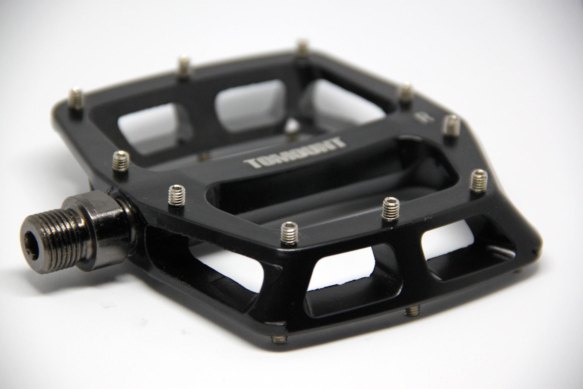 Tomount Radpedal schwarz mit Pins
