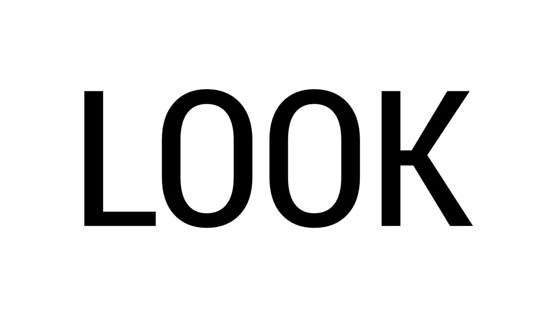 look logo