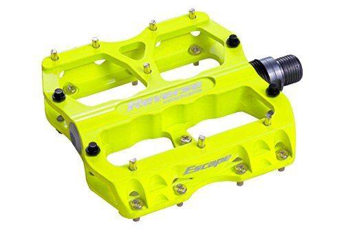 reverse escape pin pedale neon gelb