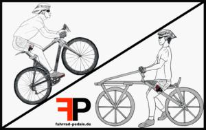 Erfindung Fahrrad Pedale