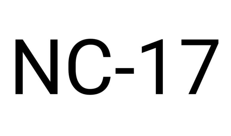 nc-17 logo