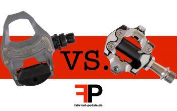 SPD vs SPD SL Shimano Unterschied